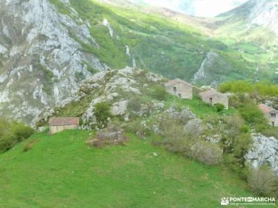 Ruta Cares-Picos de Europa; monasterio de la piedra parque natural del cabo de creus hoces del rio m